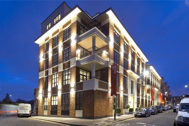 Thumbnail Flat for sale in Warple Way, London