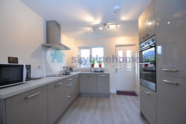 Thumbnail Detached house to rent in Dahlia Road, Leicester