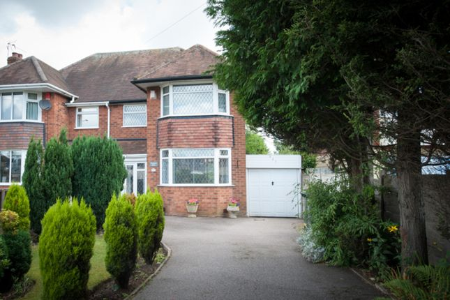 Semi-detached house for sale in Birmingham Road, Great Barr, Birmingham.B43