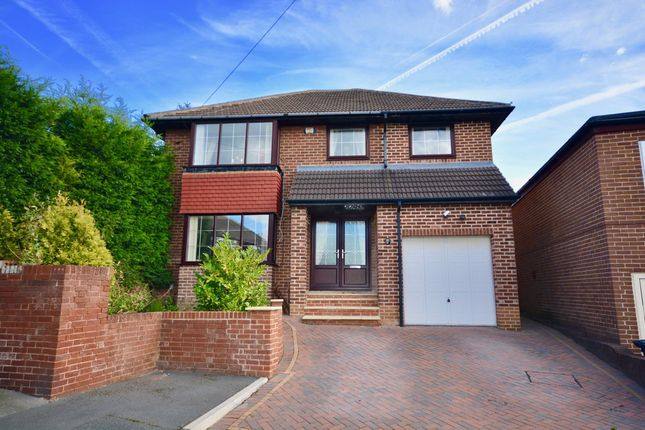Thumbnail Detached house for sale in Cotswold Close, Pogmoor, Barnsley