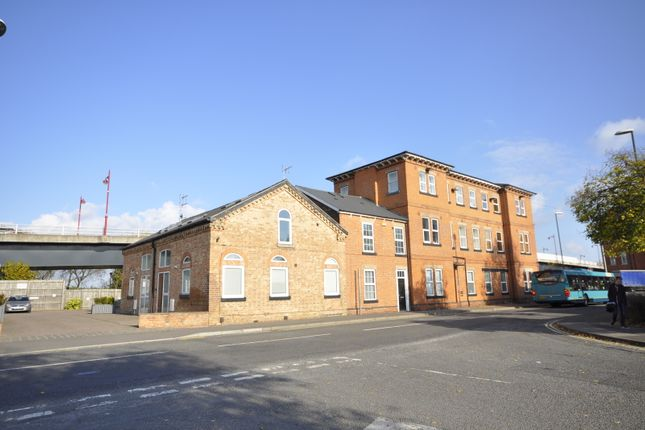 Thumbnail Flat to rent in Siddals Road, Derby