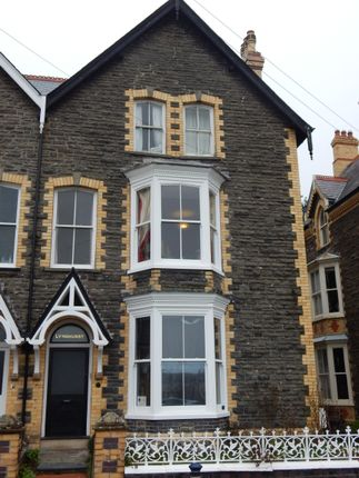 Thumbnail Shared accommodation to rent in North Road, Aberystwyth