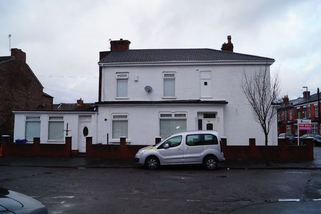 Thumbnail Terraced house for sale in Preston Road, Levenshulme