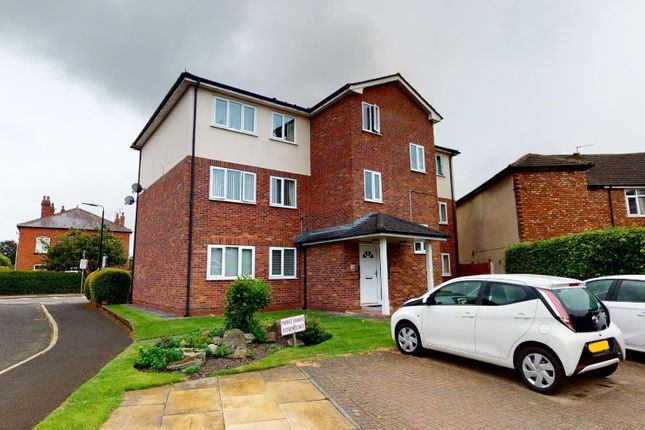 Thumbnail Flat for sale in Tilby Close, Flixton, Urmston, Manchester