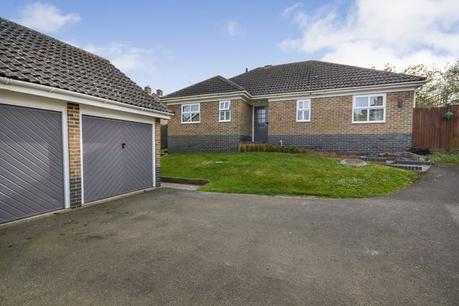 Thumbnail Detached bungalow for sale in Beacon Hill, Bexhill On Sea