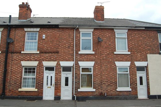 Thumbnail Terraced house to rent in Slack Lane, Derby
