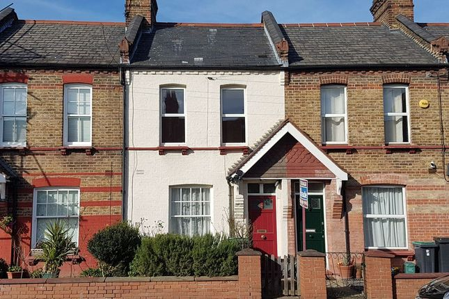 Thumbnail Terraced house for sale in Morley Avenue, Wood Green