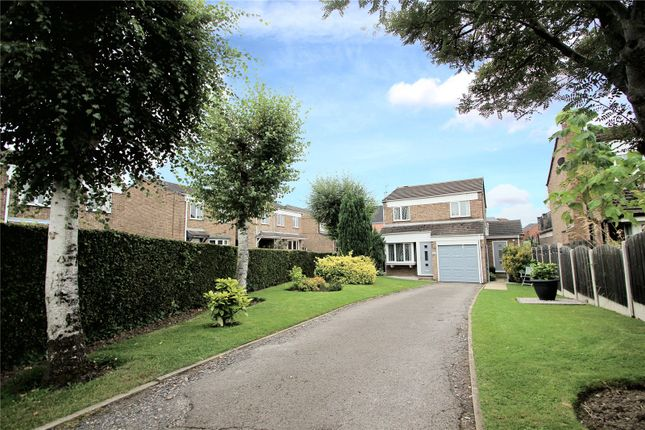 Thumbnail Detached house for sale in Bredon Close, Hemsworth, Pontefract, West Yorkshire
