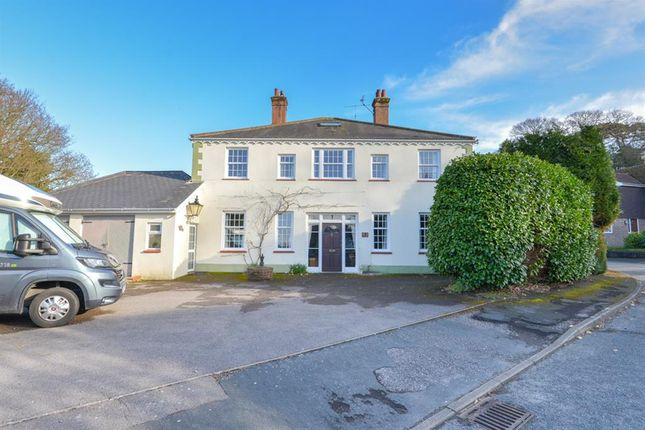 Thumbnail Detached house to rent in Pulborough Road, Storrington, West Sussex