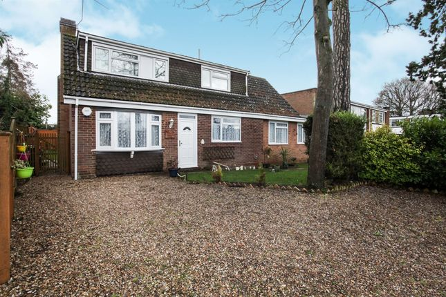 Thumbnail Semi-detached bungalow for sale in Chiltern Gardens, Leighton Buzzard
