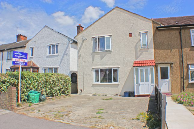 Thumbnail Semi-detached house for sale in Toms Wood Hill, Barkingside