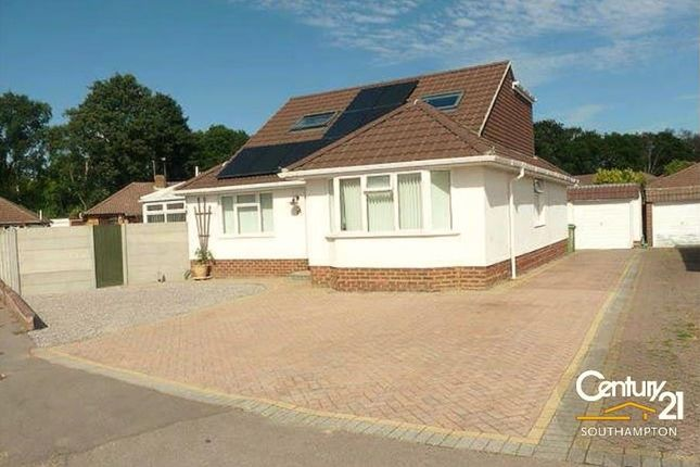 Thumbnail Bungalow for sale in Woodvale, Fareham