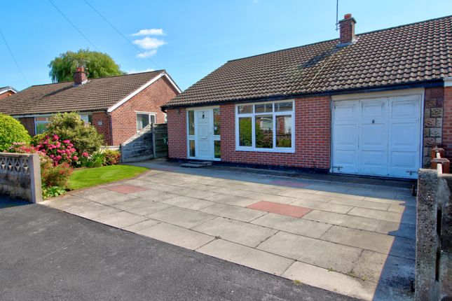 Thumbnail Semi-detached bungalow for sale in Thirlmere Road, Partington, Manchester, Greater Manchester