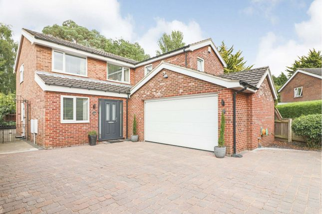 Thumbnail Detached house for sale in Northumberland Close, Grimsby