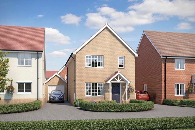 "Thumbnail Property for sale in ""Elsenham"" at Wetherden Road, Elmswell, Bury St. Edmunds"