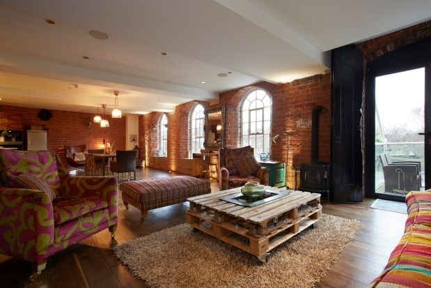 Thumbnail Flat to rent in The Bonding Warehouse, York