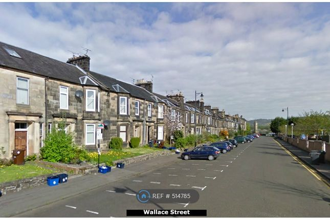 3 bed flat to rent in Wallace Street, Stirling FK8