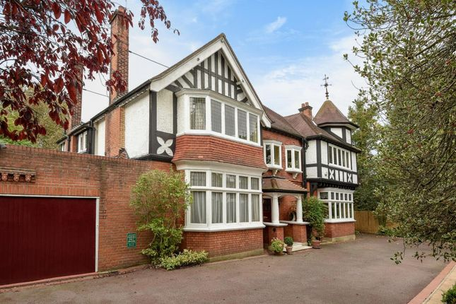 Thumbnail Detached house for sale in Hendon Avenue, Finchley