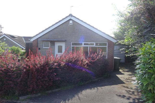 Thumbnail Detached bungalow to rent in Holt Green, Leeds