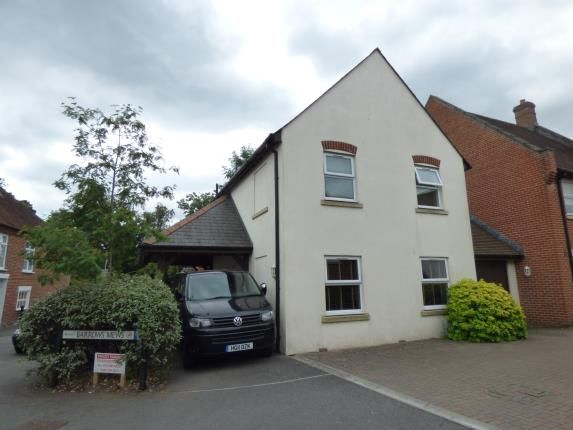 Thumbnail Link-detached house for sale in Barrows Mews, Ringwood
