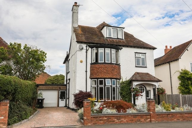 Detached house for sale in Croft Road, Evesham