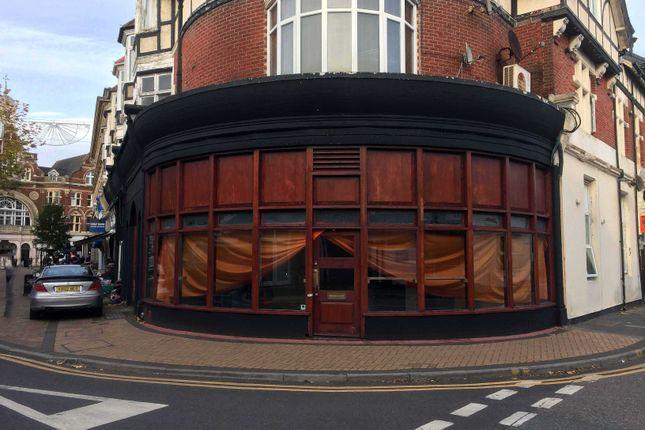 Thumbnail Retail premises to let in Sea Road, Bournemouth