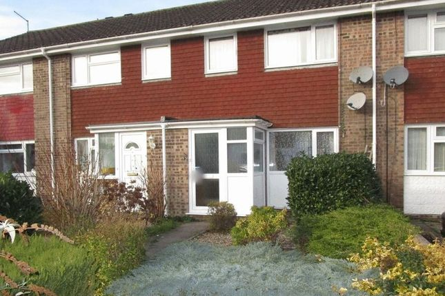 Thumbnail Terraced house to rent in Sandford Close, Bournemouth