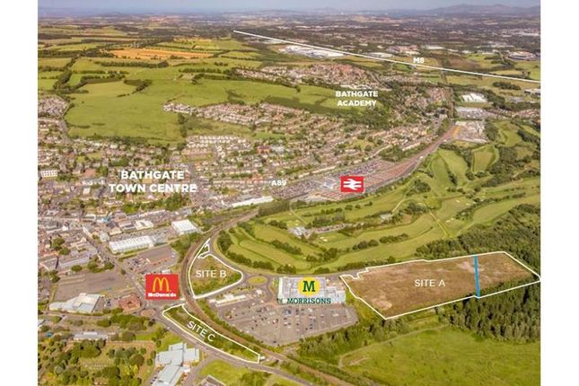Major Residential Developmet Opportunity, Whitburn Road, Bathgate, West Lothian EH48