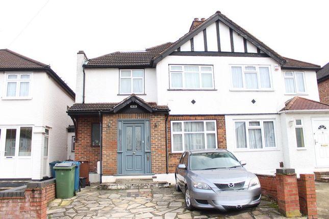 Thumbnail Semi-detached house for sale in Belsize Road, Harrow
