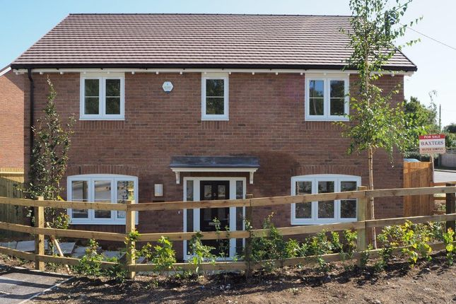Thumbnail Detached house for sale in The Shires, Grateley, Andover