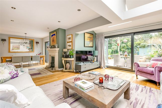 Thumbnail Detached house for sale in Queens Ride, London