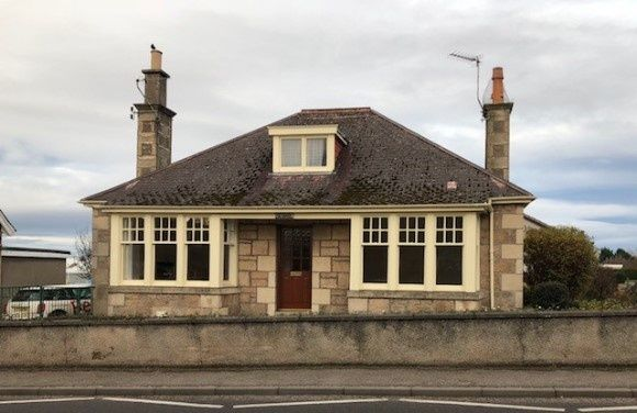 Thumbnail Detached house to rent in Linkwood Road, Elgin
