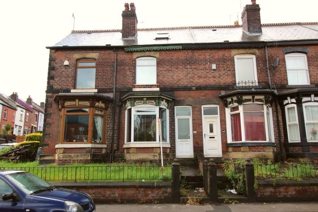 Thumbnail Terraced house for sale in Middlewood Road, Hillsborough, Sheffield