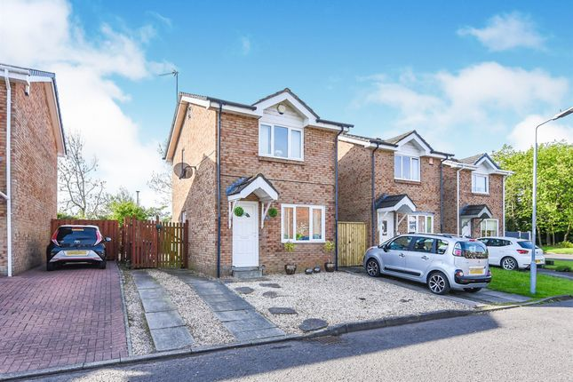 Thumbnail Detached house for sale in Woodhill Crescent, Girdle Toll, Irvine
