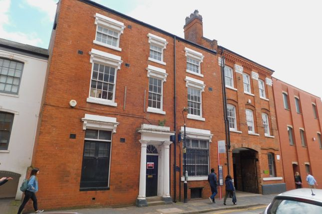 Thumbnail Office for sale in Vittoria Street, Jewellery Quarter