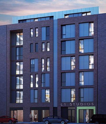 1 bed flat for sale in Liverpool Student Investment Studios, Fleet Street, Liverpool