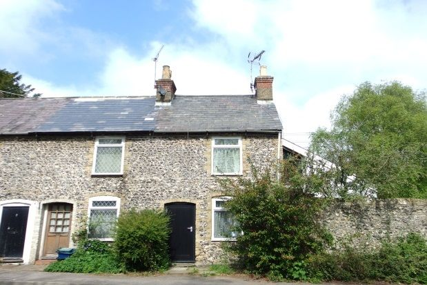 Thumbnail Cottage to rent in London Road, Temple Ewell, Dover