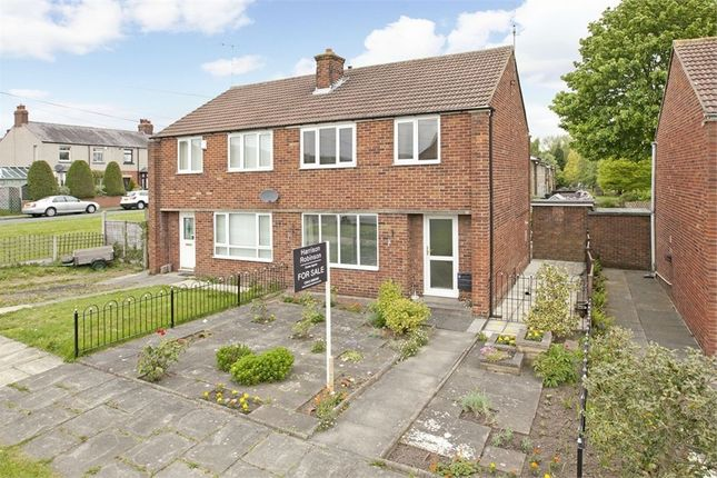 Thumbnail Semi-detached house for sale in Norwood Close, Burley In Wharfedale, Ilkley