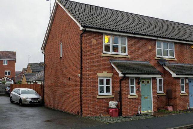 Thumbnail Semi-detached house to rent in Swan Meadow, Chase Meadow Square, Warwick
