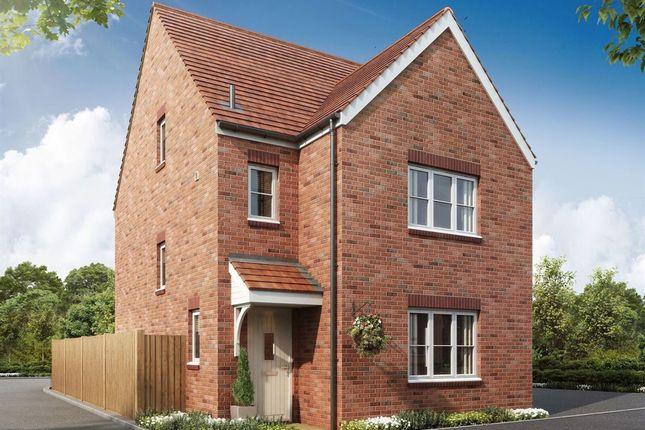 "Thumbnail Detached house for sale in ""The Lumley"" at Pound Lane, Thatcham"