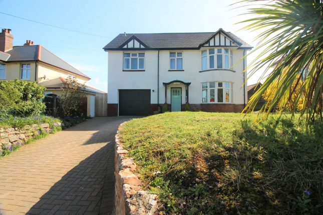 Thumbnail Detached house for sale in Kennford, Exeter