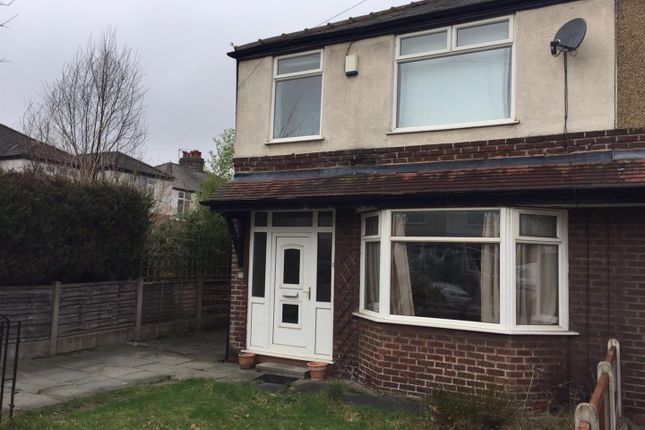 Thumbnail Semi-detached house to rent in Hawarden Road, Altrincham