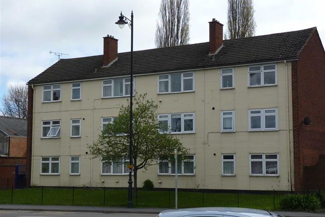 Thumbnail Flat for sale in Meadow Close, Hereford