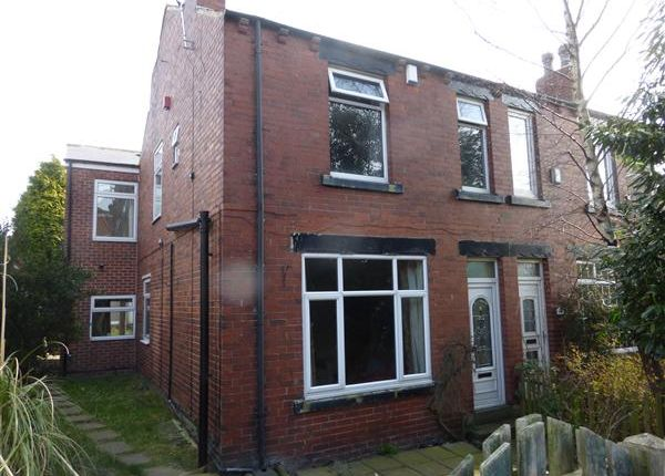 Thumbnail Semi-detached house to rent in First Avenue, Royston, Barnsley