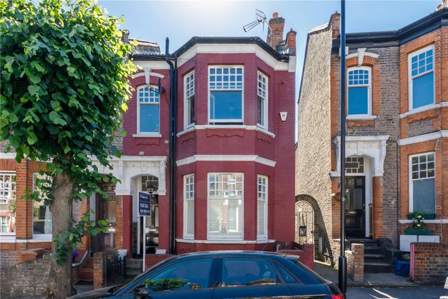 Thumbnail Terraced house for sale in Alcester Crescent, London
