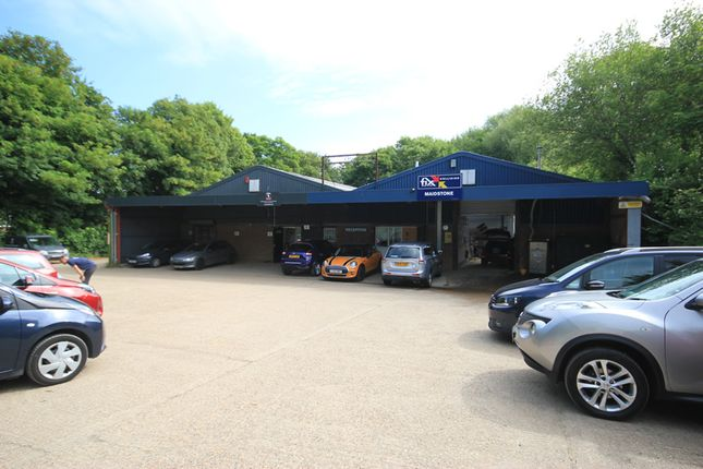 Thumbnail Light industrial for sale in Aylesford, Maidstone
