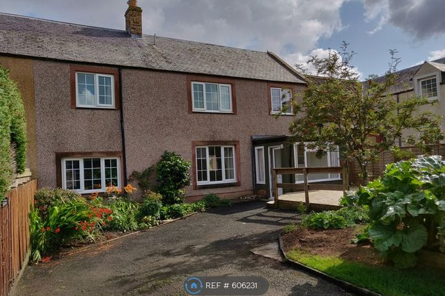 Thumbnail Terraced house to rent in Garden Cottage, Kelso