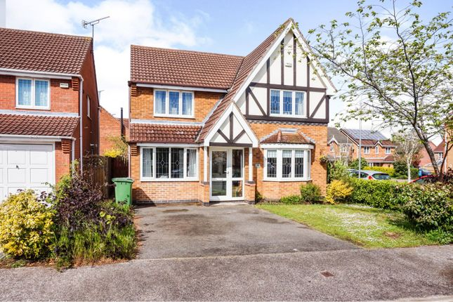 4 bed detached house for sale in Diamond Avenue, Mansfield NG21