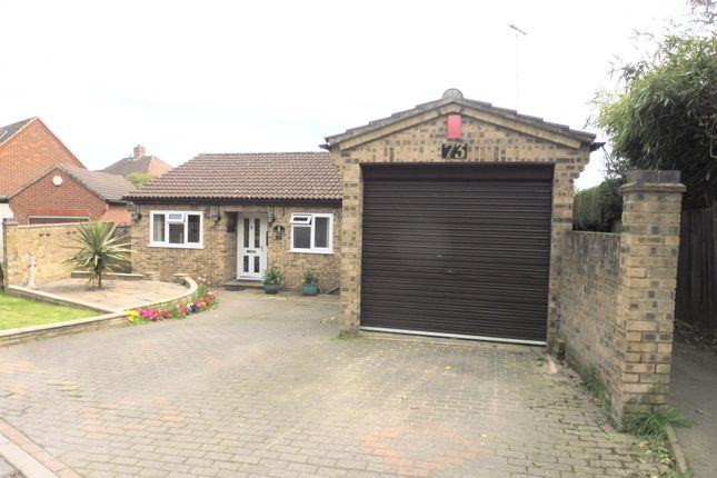 Thumbnail Detached bungalow for sale in Sheepcot Drive, Watford