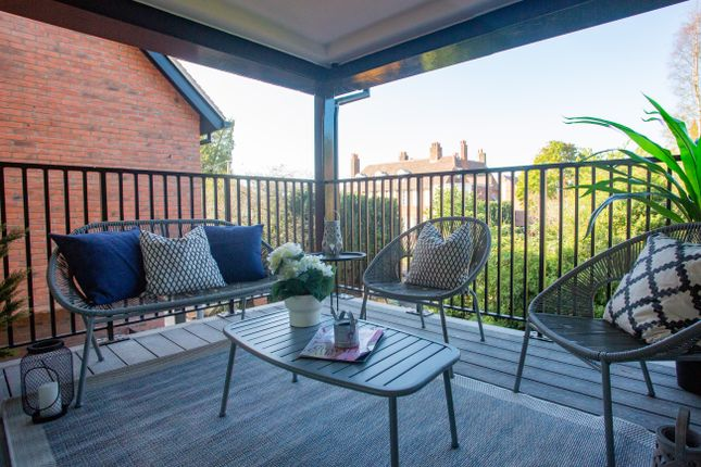 3 bed flat for sale in Gospel Place, Malvern WR14